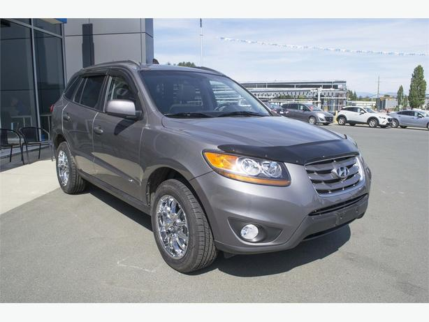 2010 hyundai santa fe gls 4x4 bluetooth outside cowichan valley cowichan mobile. Black Bedroom Furniture Sets. Home Design Ideas