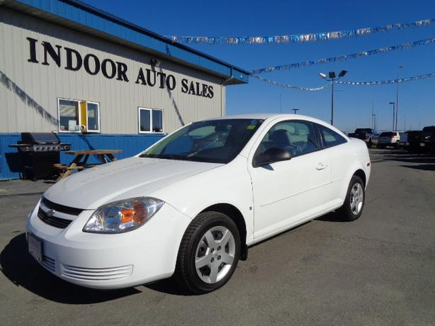 2009 Chevrolet Cobalt LS #1412 INDOOR AUTO SALES WINNIPEG