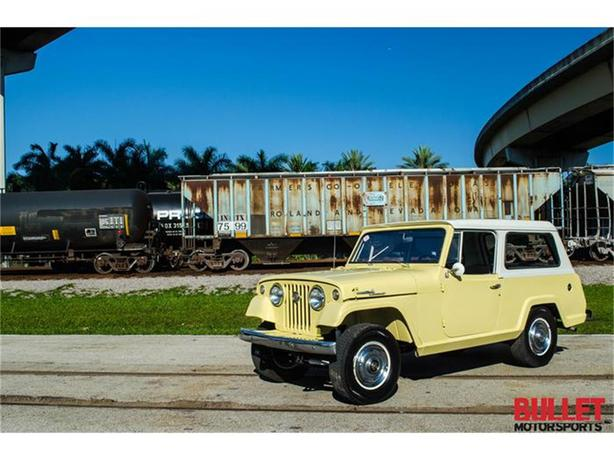 WANTED: WANTED: 1967 t0 71 JEEPSTER COMMANDO
