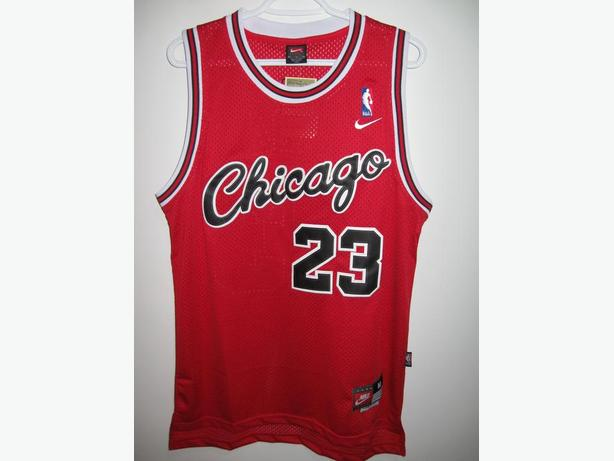 MICHAEL JORDAN CHICAGO BULLS NBA JERSEYS - NEW WITH TAGS
