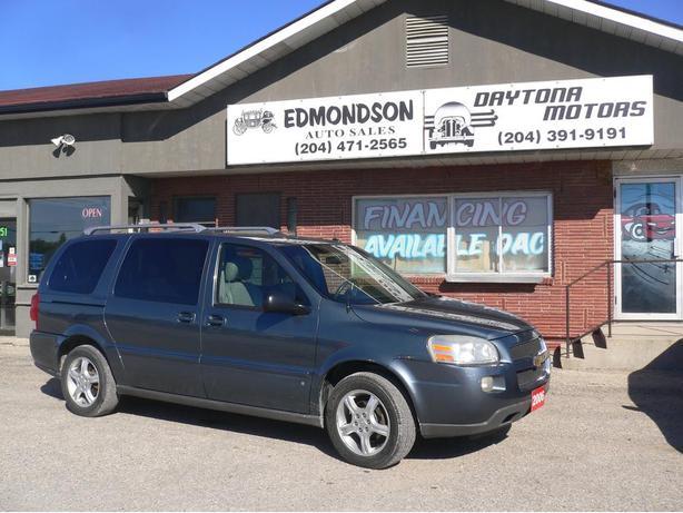 2006 Chevrolet Uplander Extended van