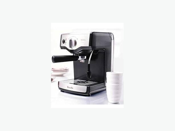 (REDUCED) Breville BEX200XL Espresso Machine