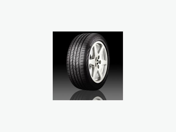 3 Continental Contipro Contact Tires