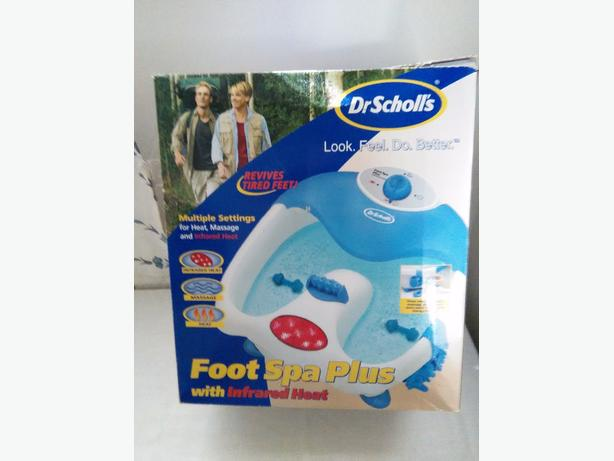 Dr. Scholls foot spa plus