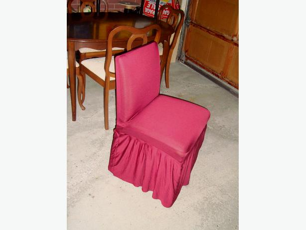 Like New Vanity Chair with Removable Cover- $40 Nepean, Ottawa