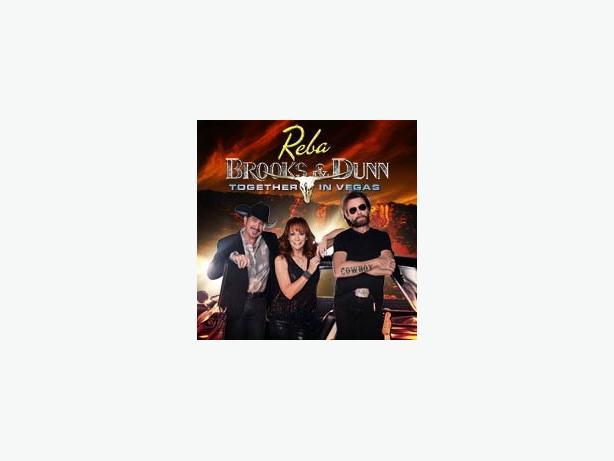 Reba Brooks&Dunn Nov30,2016 Caesars Palace Colosseum Las Vegas,NV