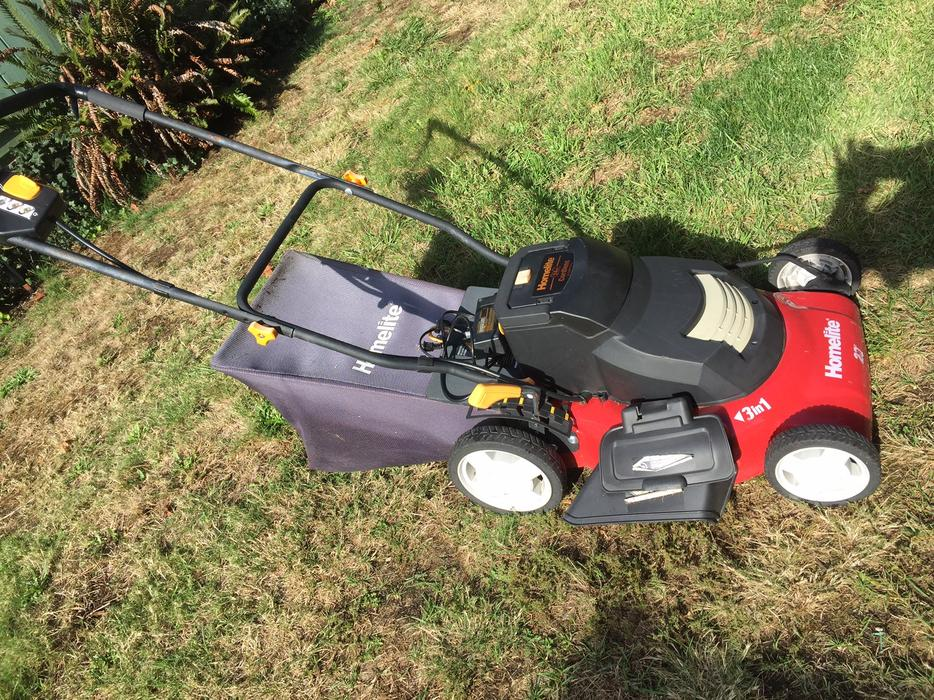 Free Homelite 24v Electric Mower Needs Battery Central