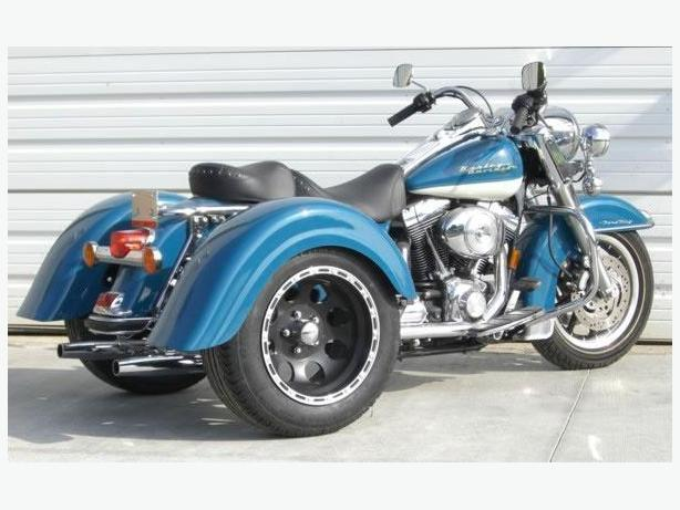 Convert Your Harley Davidson Tour FLT, FLH US$7900