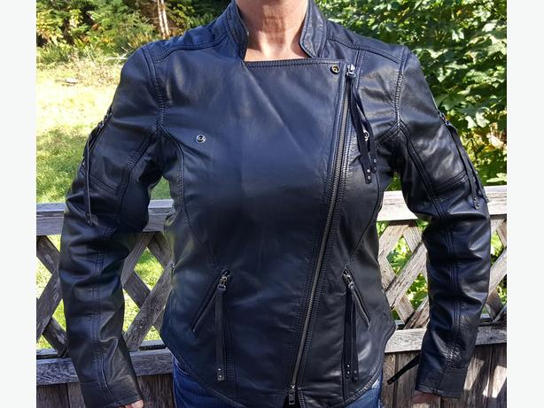 Womens Harley Davidson Leather Jacket NEW PRICE