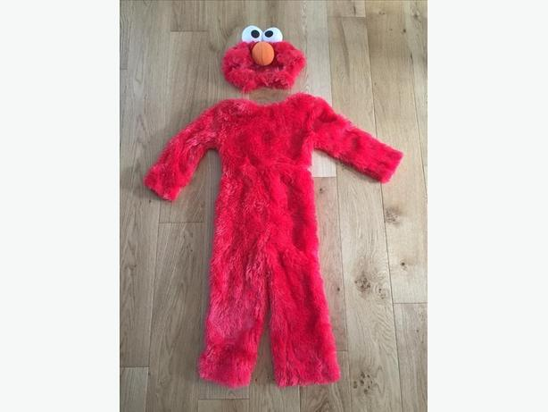 Halloween Costume - Child Elmo