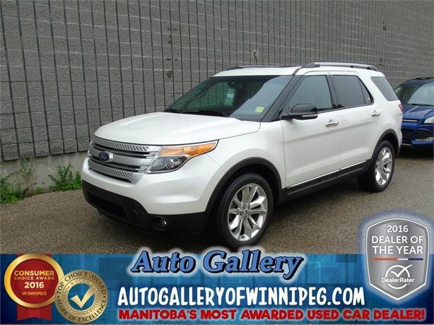 2014 Ford Explorer XLT*ROOF/LTHR