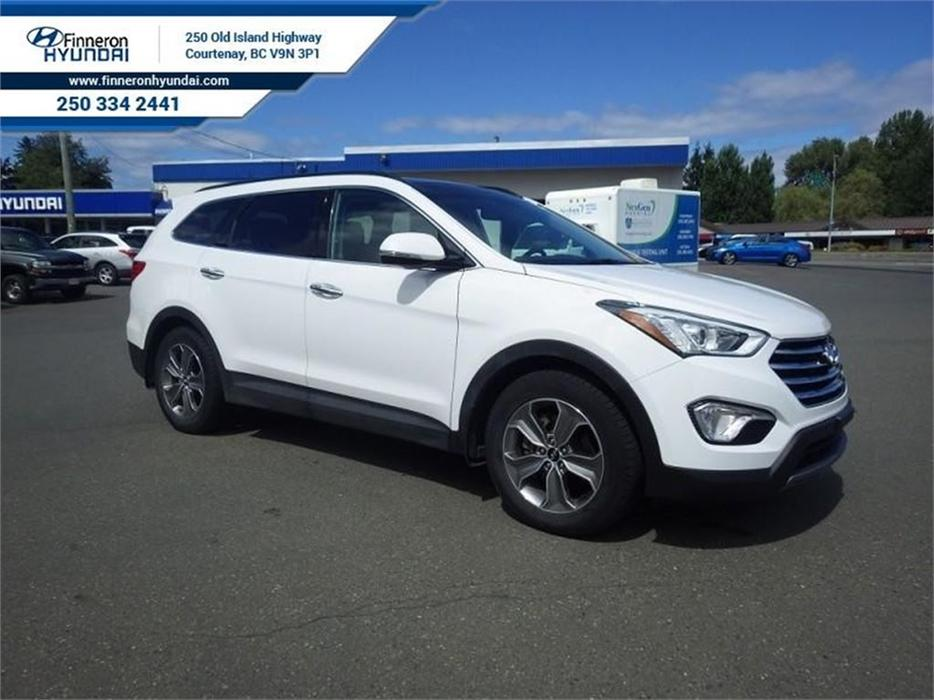 2013 hyundai santa fe xl luxury xl awd 7 passenger leather panoramic roof campbell river. Black Bedroom Furniture Sets. Home Design Ideas