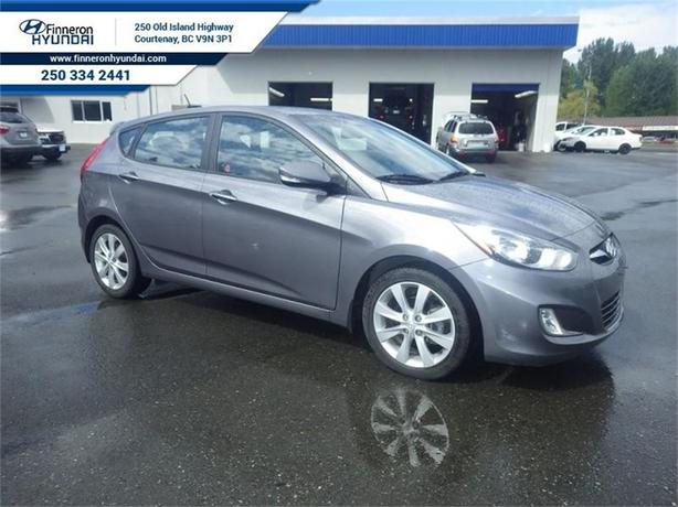 2014 Hyundai Accent GLS - one Owner - Local - Trade-in - non-Smoker