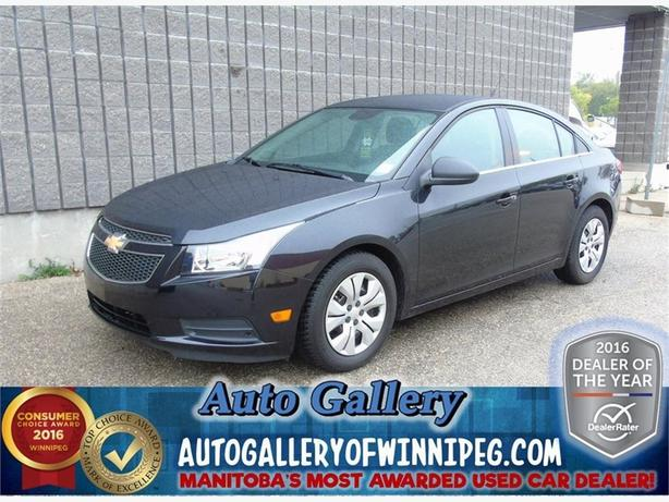 2012 Chevrolet Cruze LS* Super low kms!