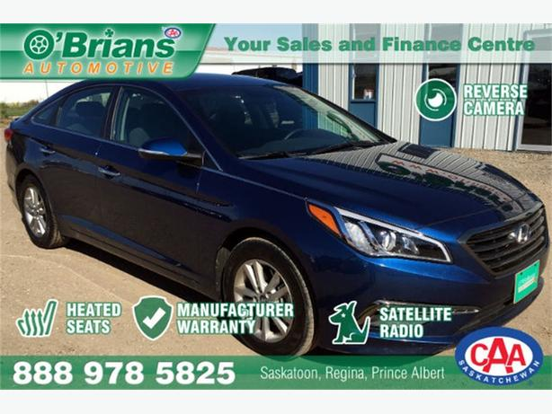 2016 Hyundai Sonata Limited - HTD SEATS REV CAM WARRANTY