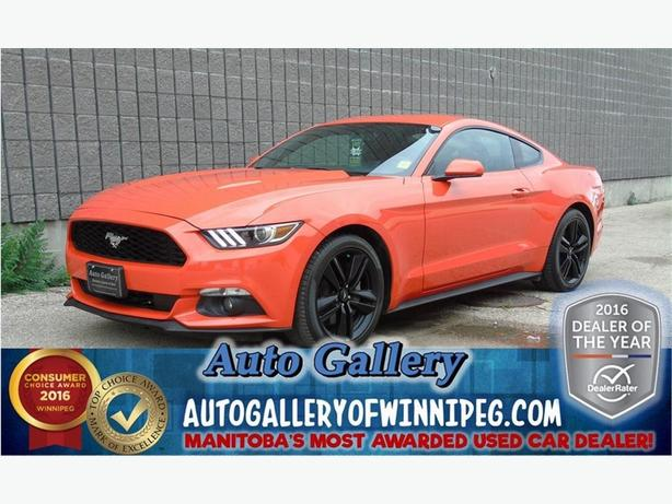 2015 Ford Mustang EcoBoost *Low Kms!