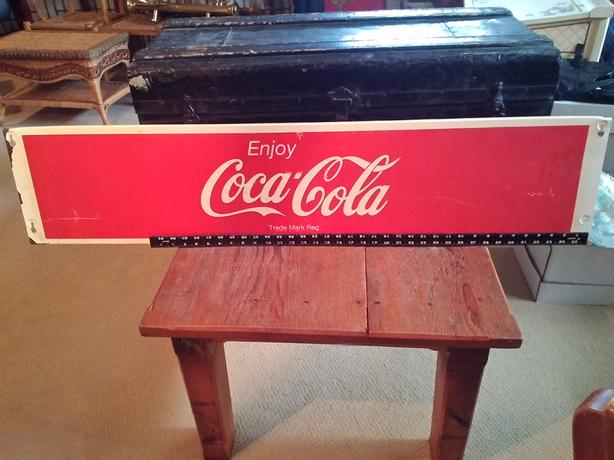 Coke Sign Vintage