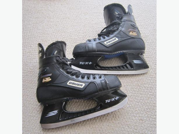 Skates-Bauer Sup.1000 - Sz. 8.5 - Mint condition