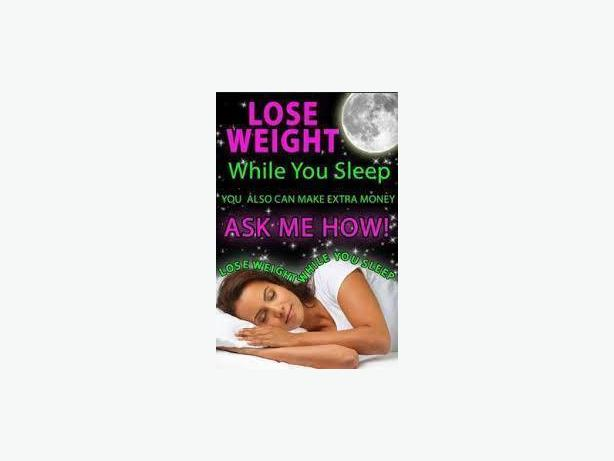 CANNOT SLEEP AND OVER WEIGHT??and cannot lose!!