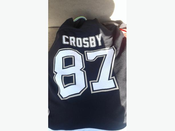$40 obo for new Pittsburg penguin crosby jersey
