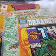comics books 1980th 1990th