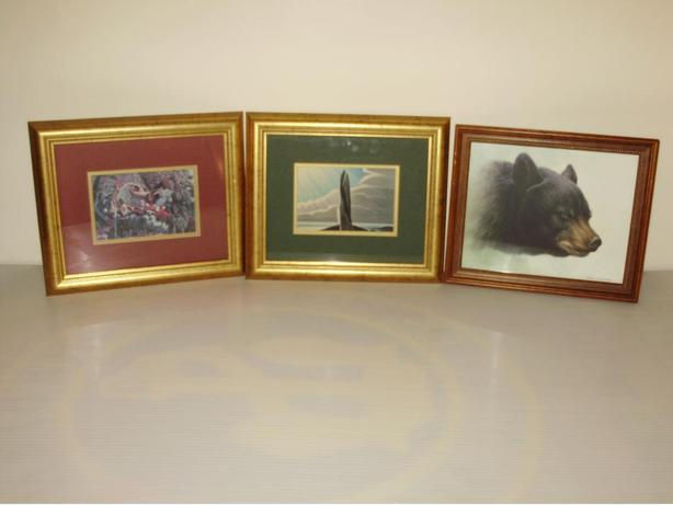 3 prints