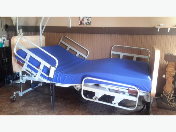 Electric Adjustable Double Bed
