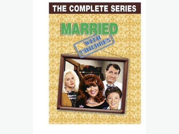 Married... with Children: The Complete Series DVD
