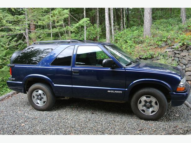 For Sale: 4X4 Chev Blazer Great Ski Vehicle