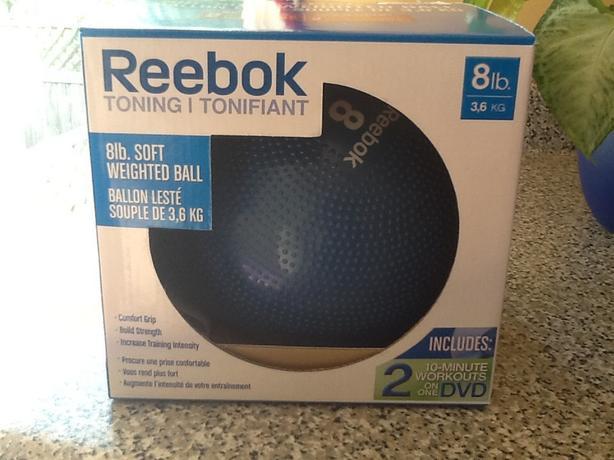 Flaman fitness mat and SPRI ball