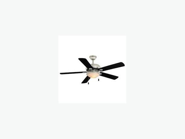 "HAMPTON BAY SOUTHWARD V 52"" CEILING FAN"