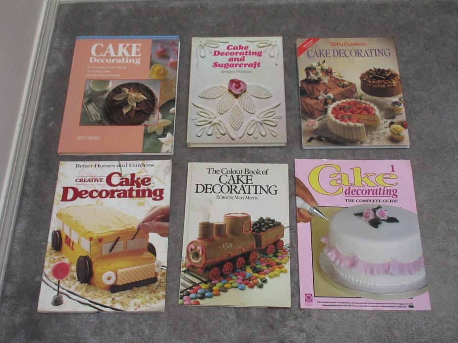 Best Advanced Cake Decorating Books