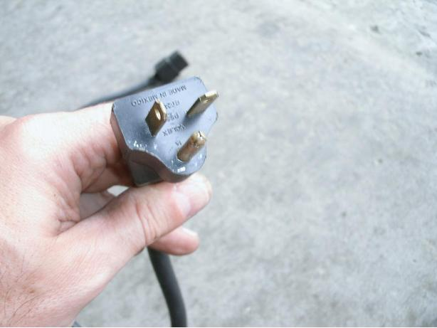 Power cable and extension - 12-3 AWG - $1/ft
