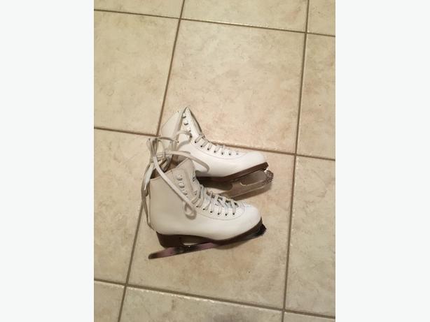 figure skates- Jackson Glacier