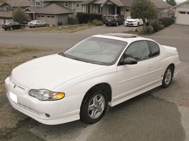 2001 Monte Carlo Ss High Sport Limited Edtion West Shore