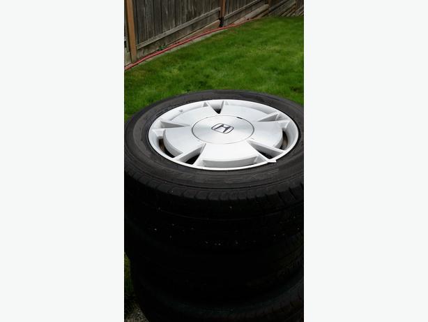 Genuine Honda Wheels and Tires