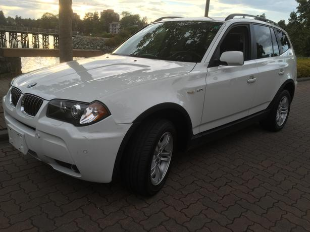 2006 BMW X3 3.0 PANORAMIC ROOF