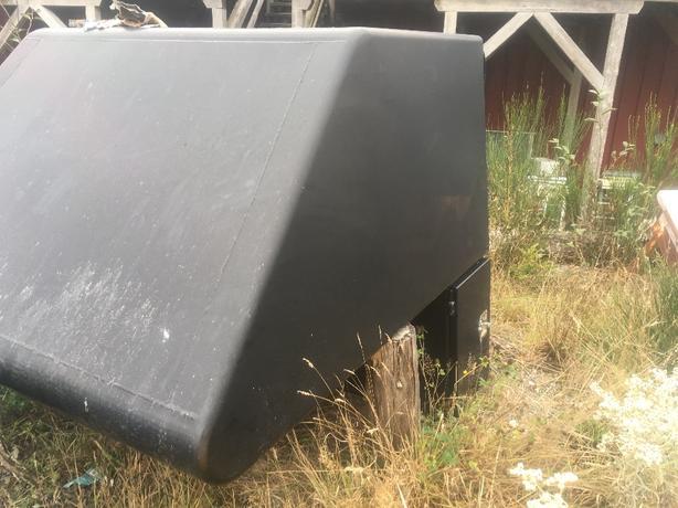 truck dodger storage box