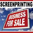 Screen Printing Shop - Priced To SELL!
