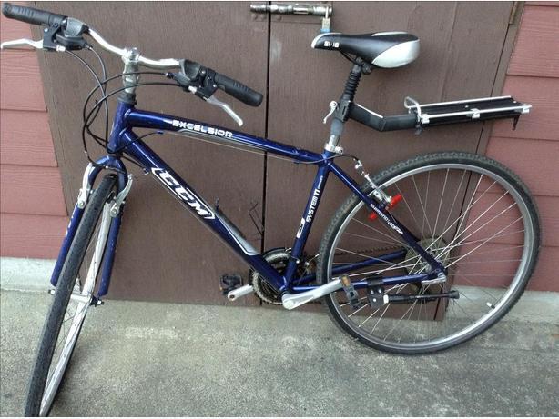 CCM - Excelsior Hybrid Bike