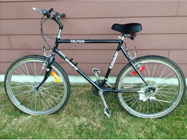 Vulpine / Vagabond Hyperglide Mountain Bike