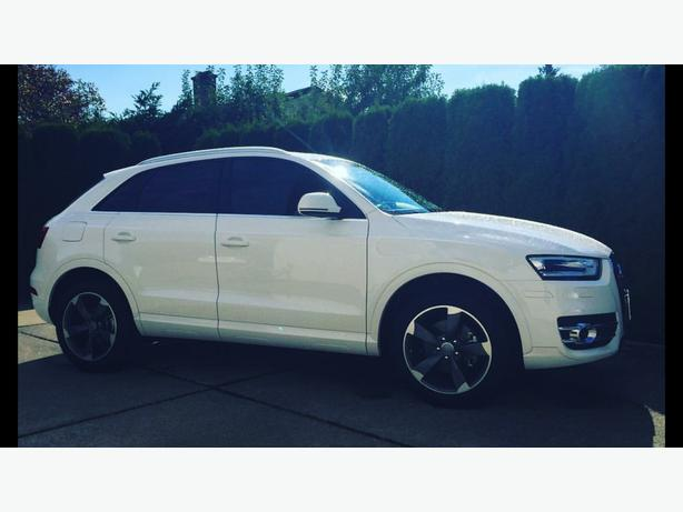 AUDI Q WITH ONLY KMS AND YEAR FULL EXTENDED WARRANTY - Audi extended warranty