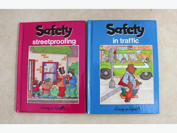 Children's Safety Books