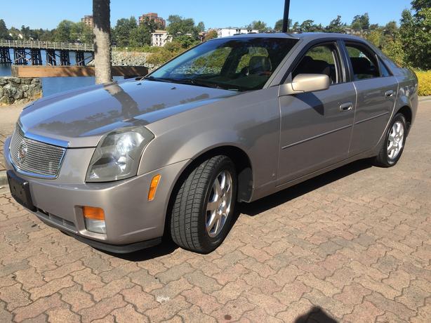 2006 CADILLAC CTS V6