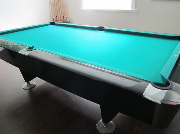 Olio Pool Table Amp Accessories West Shore LangfordColwood - Olio pool table
