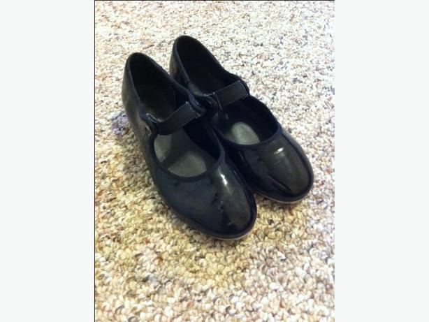Size 13 Girls Tap Shoes