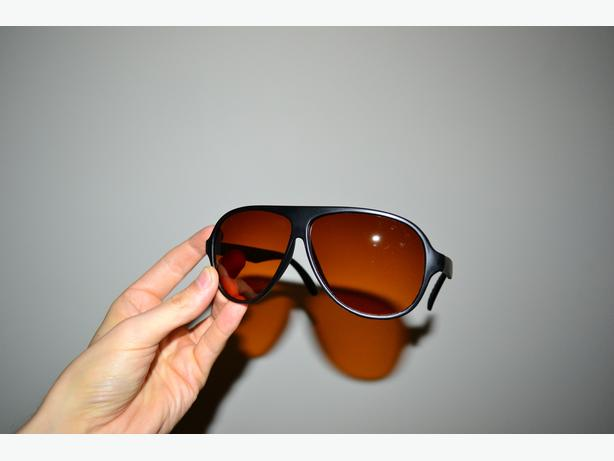 NEW Matte Black Aviator Sunglasses