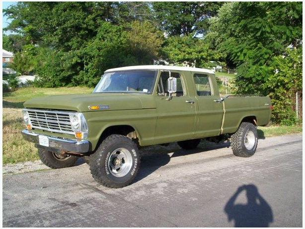 WANTED: WANTED: 1967-1979 ford crew cab