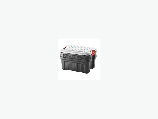 Rubbermaid Action Packer - quantity of 12