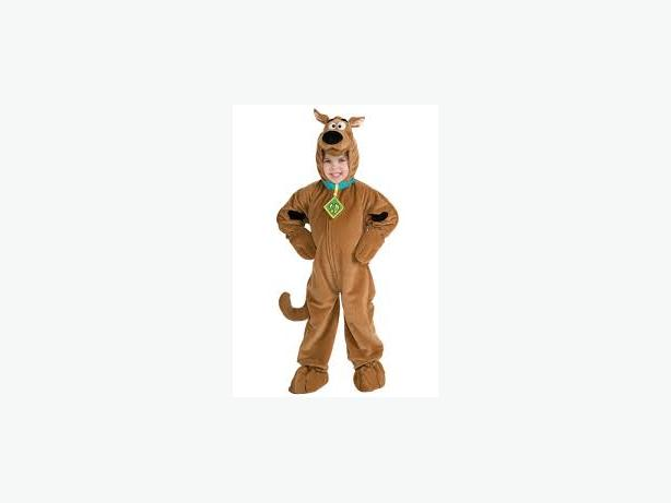 WANTED: Scooby Doo costume
